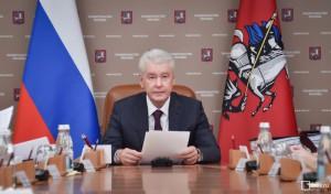 Собянин отметил высокий уровень работы служб городского хозяйства в новогодние праздники