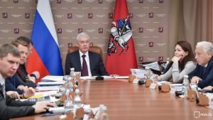 Мэр Москвы Сергей Собянин поддержал идею круглосуточной работы метро по большим праздникам