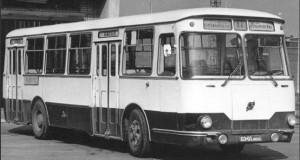 В пятидесятых годах в Москве насчитывалось всего 24 городских маршрута, а спустя двадцать лет их количество возросло до 226