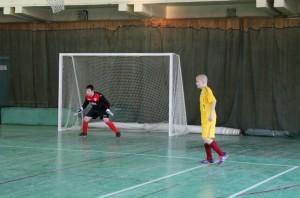 Юные футболисты Братеева
