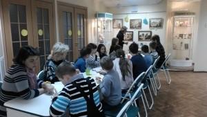 Юные жители Братеева  в библиотеке №150