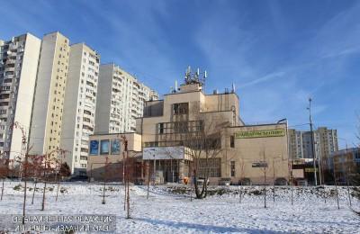 Дом культуры района Братеево