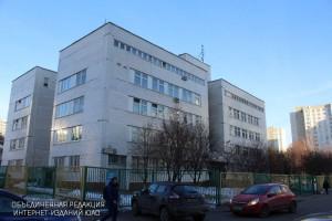 Поликлиника в районе Братеево