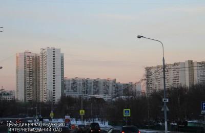 Из-за погодных условий 26 января в Москве объявлен «Желтый» уровень опасности