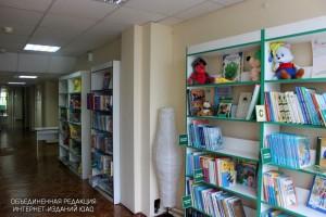 Библиотека №150 в Братееве