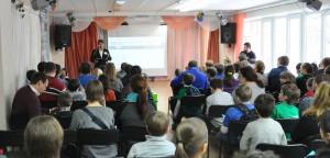 XXIV Московская открытая олимпиада школьников по геологии