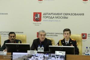 В Государственном Кремлевском дворце откроется III городской форум кадетского образования