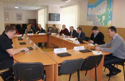 Внеочередное заседание Совета депутатов муниципального округа Братеево