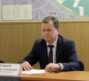 Глава управы района Братеево Александр Воробьев