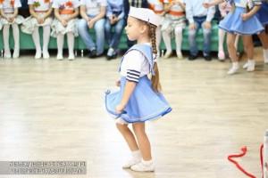 Состоялись соревнования по ритмической гимнастике