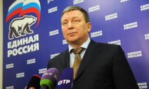 Секретарь московского отделения партии, заместитель председателя Мосгордумы Андрей Метельский