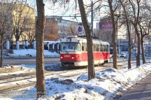Трамвайные пути будут отделены от остального транспорта на 24 улицах Москвы