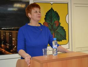 Руководитель ТЦСО «Орехово» Елена Коннова