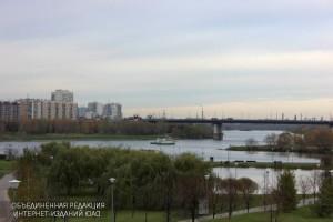 Вид на район Братеево