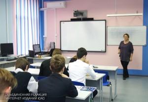 Информационные технологии активно применяются в школах Москвы