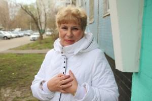 Председатель Первичной организации №6 Совета ветеранов района Братеево Любовь Михайловна Леонова