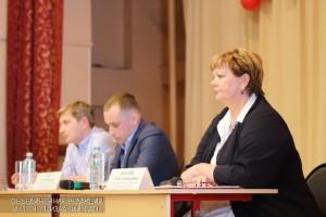 Встреча руководителей района Братеево с населением по поводу предстоящих массовых мероприятий