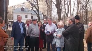 Выездное совещание по вопросу строительства храмовых комплексов прошло в Южном округе столицы