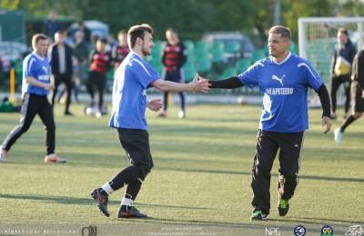 Футболисты района Братеево