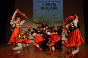 В районе прошел фестиваль детского творчества