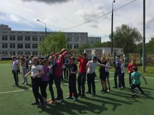 День здоровья в школе №998
