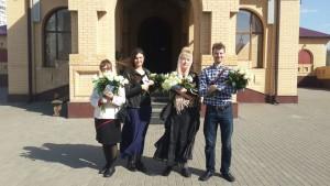 Жители района отпраздновали День Жен-Мироносиц