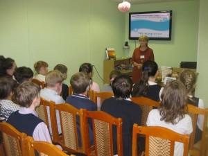О творчестве Айвазовского поговорили в библиотеке №150