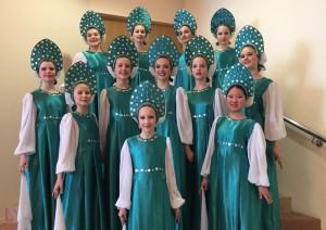 """Танцевальный коллектив """"Мириданс"""""""