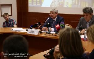 Сергей Левкин поделился подробностями о программе реновации ветхого и аварийного жилья в Москве