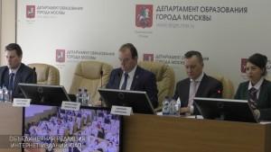"""Александр Молотков: """"Москва стала городом образования"""""""