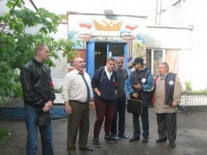 """Активисты """"Безопасной столицы"""" провели проверку района"""