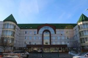 Детская поликлиника №145 в районе Братеево