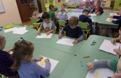 Дошкольники отпраздновали день рождения Пушкина