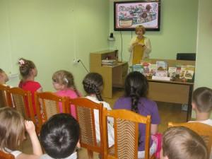 Малышам рассказали об истории создания советских мультфильмов