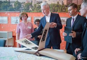 Мэр Москвы Сергей Собянин открыл ДК имени Астахова по завершении реконструкции