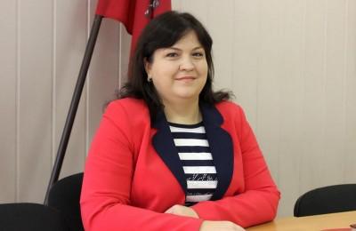 Главный специалист аппарата Совета депутатов муниципального округа Ирина Карпова