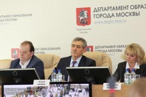 Исаак Калина, руководитель Департамента образования города Москвы