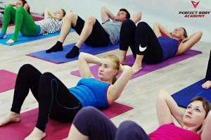 Занятие на укрепление спины