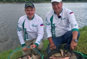 Основатели рыболовного бренда