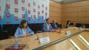 Пресс-конференция о работе женских консультаций