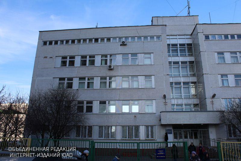 Районная поликлиника в Братеево