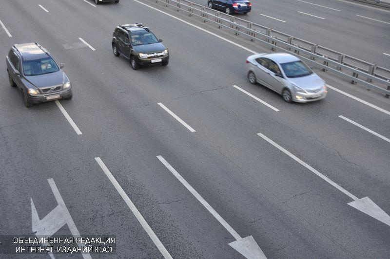 Московские дороги стали свободнее по утрам