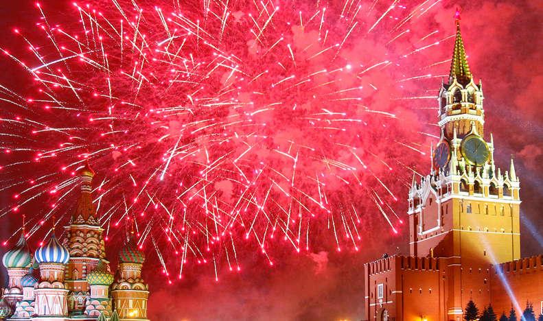 В Братеевском парке покажут Новогодний фейерверк