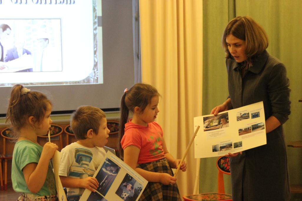 Дошкольники из Братеева приняли участие в конференции-игре «Инженер – это звучит гордо»
