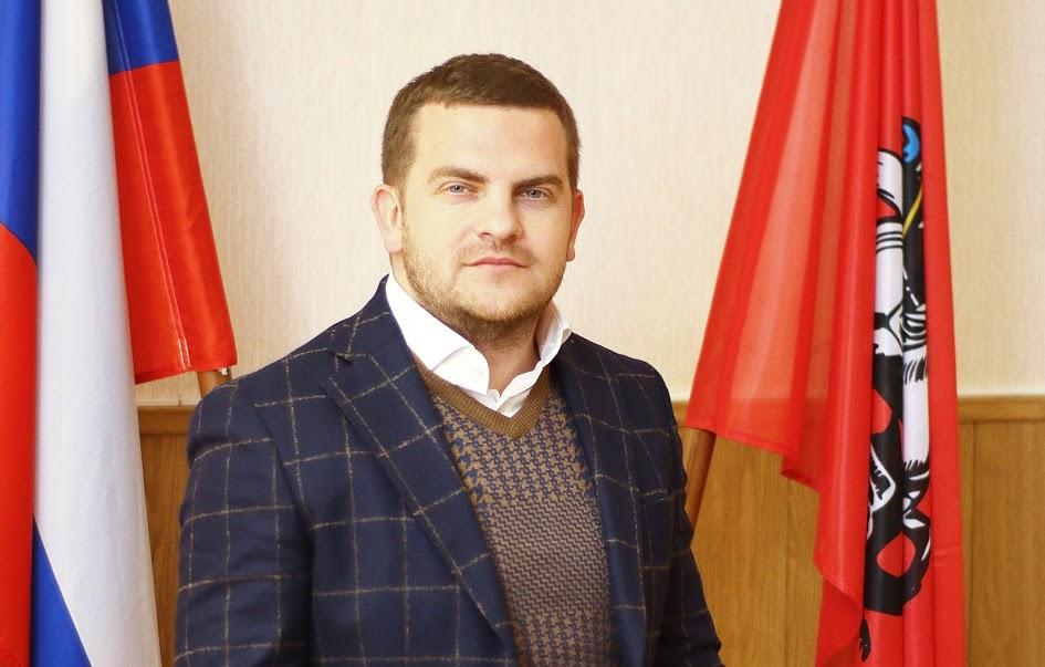 депутат муниципального округа Братеево Дмитрий Шульгин
