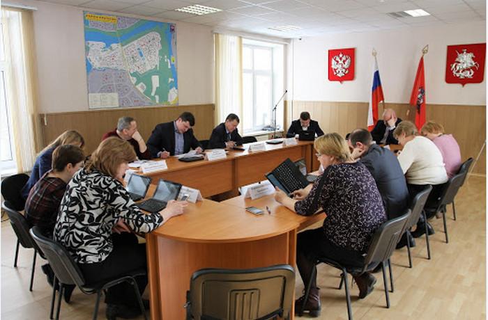 Совет депутатов соберется на очередном заседании