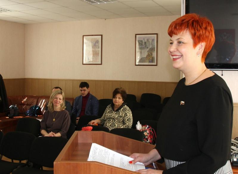 На Совете депутатов