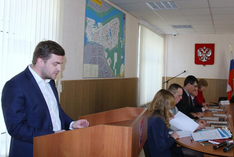 Руководитель центра госуслуг района Братеево отчитался перед депутатами о работе