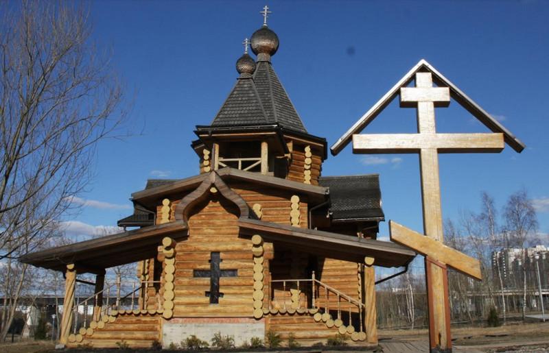 Строительство храма в ЮАО
