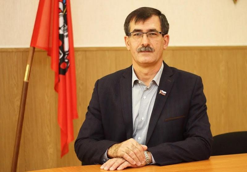 Глава муниципального округа Братеево Александр Серегин поздравил жителей с 1 мая